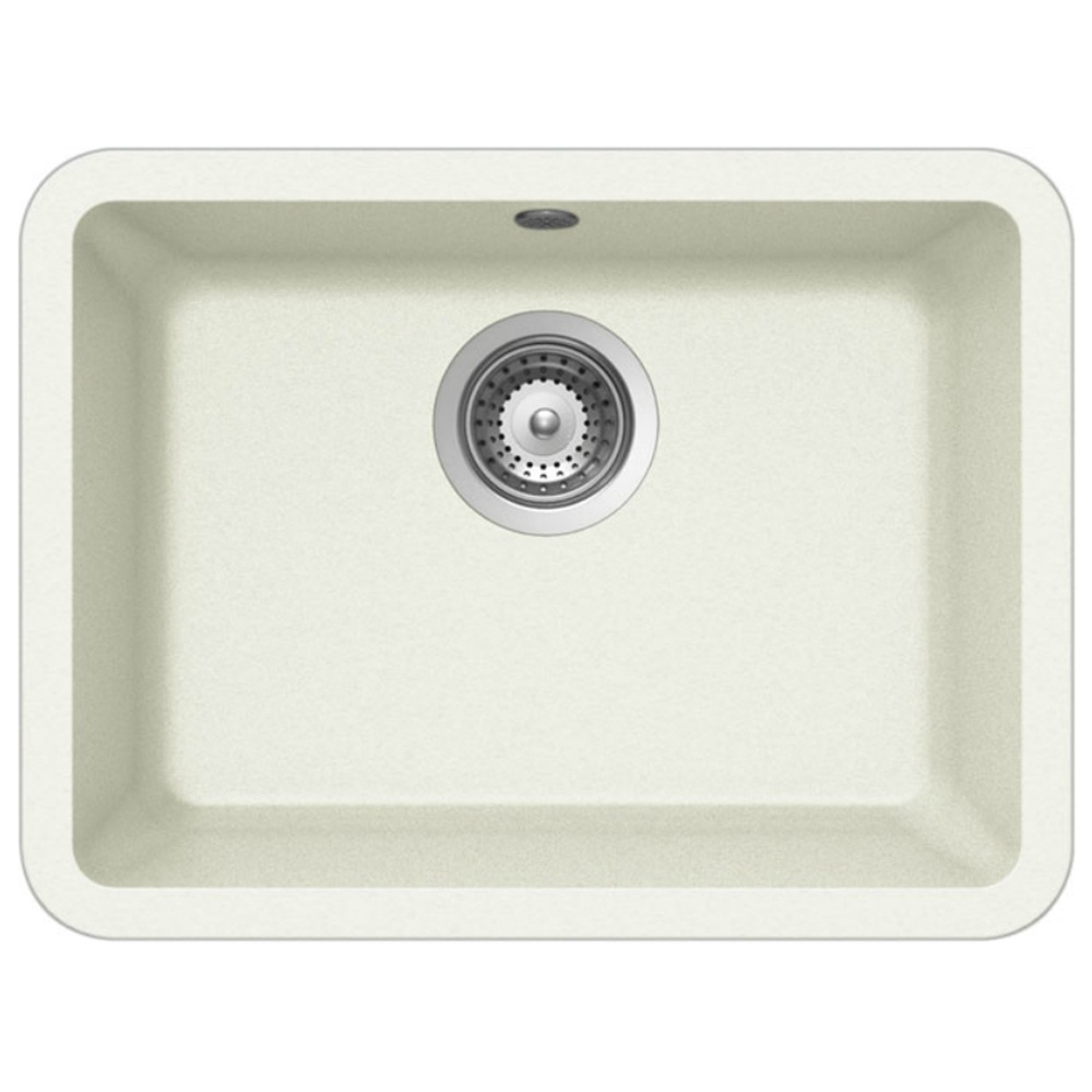 Schock Solido N-100 Alpina 1.0 Bowl Granite Kitchen Sink and Waste