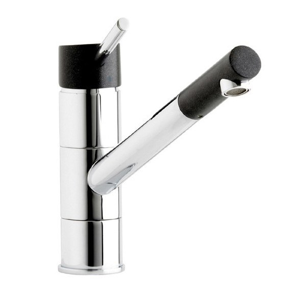 Astracast Ariel Volcano Black Chrome Tap Product Image