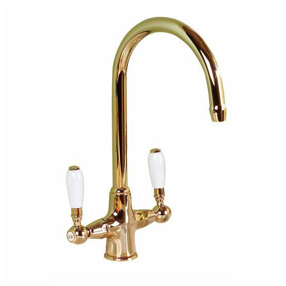 Astracast Colonial Monobloc English Gold Stainless Steel… Product Image