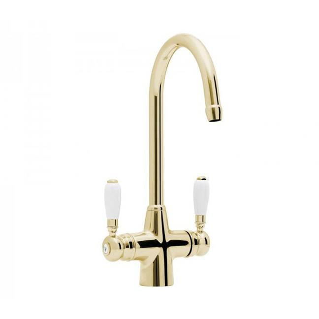 Astracast Colonial Springflow English Gold Tap Product Image