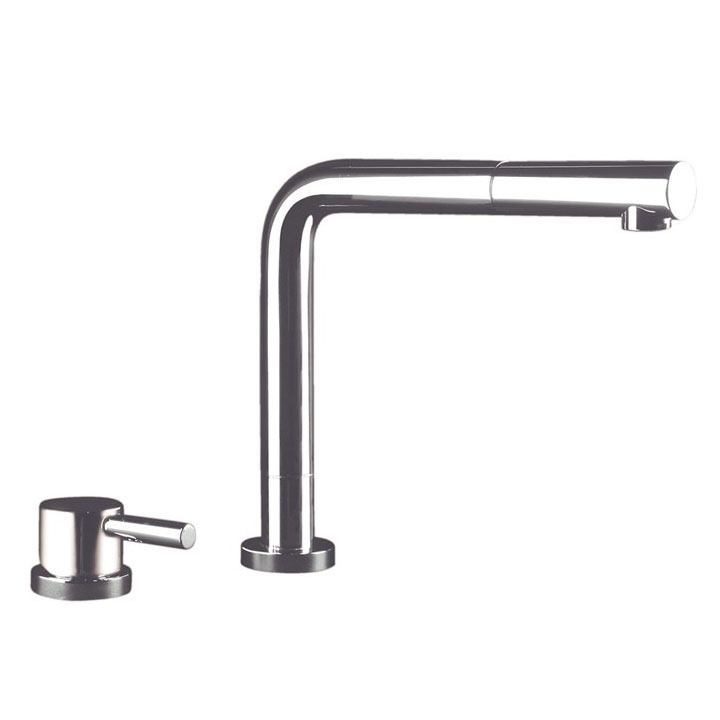 Astracast Conforto Chrome Stainless Steel Tap