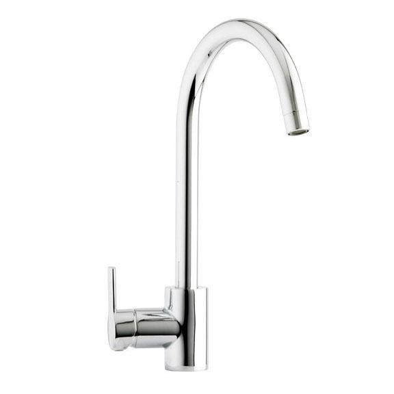 Astracast Elera Brushed Stainless Steel Tap Product Image