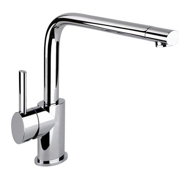 Astracast Ellipse Chrome Stainless Steel Tap Product Image