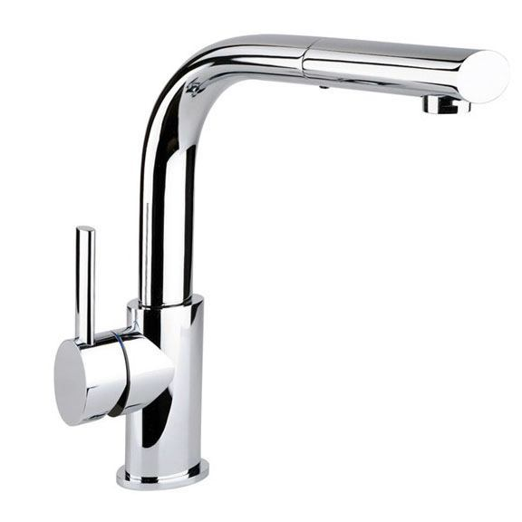 Astracast Ellipse Pull Out Chrome Stainless Steel… Product Image