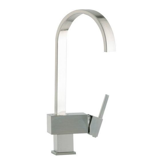 Astracast Indus Brushed Stainless Steel Tap Product Image