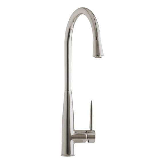 Astracast Leda Brushed Stainless Steel Tap Product Image