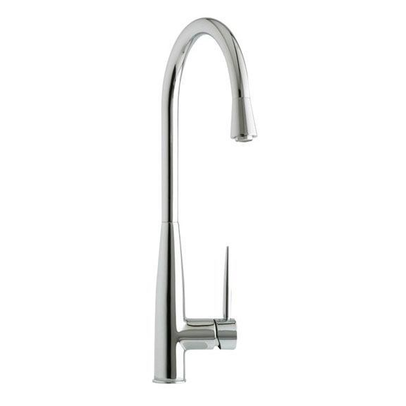 Astracast Leda Chrome Stainless Steel Tap Product Image