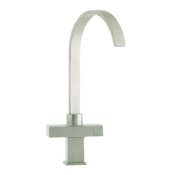 Astracast Planar Brushed Stainless Steel Tap