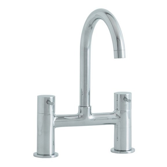 Astracast Shannon Bridge Stainless Steel Tap Product Image