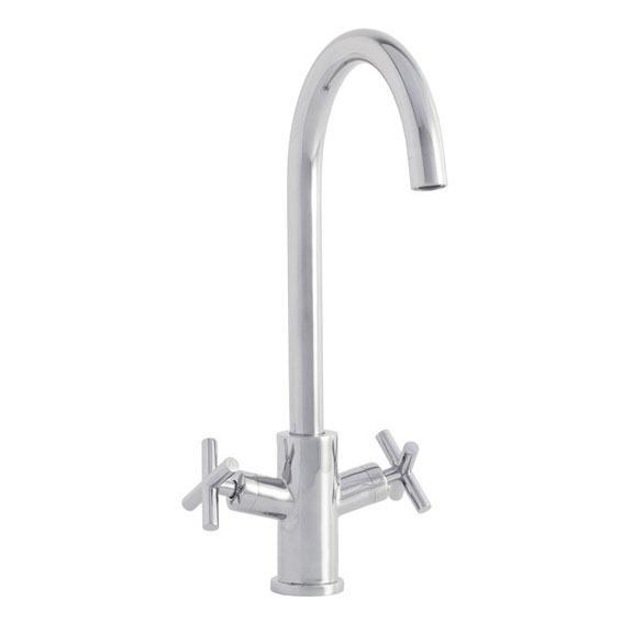 Astracast Valiant Polished Stainless Steel Tap