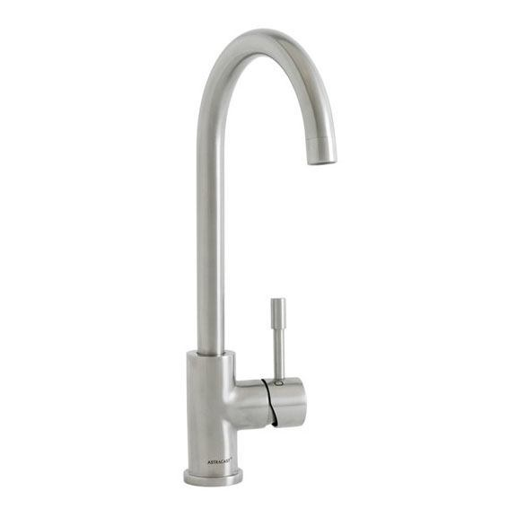 Astracast Vanguard Brushed Stainless Steel Tap