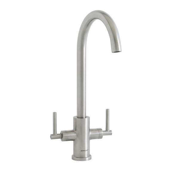 Astracast Victory Brushed Stainless Steel Tap Product Image