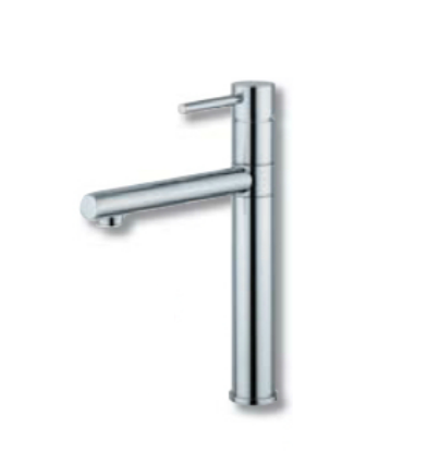 Bretton Park Modena Chrome Single Lever Kitchen Tap In Polished Finish