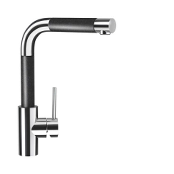 Schock SC300 Single Lever Monobloc Tap Nero Product Image