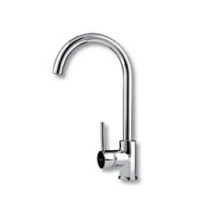 Bretton Park Washington Chrome Single Lever Kitchen Tap
