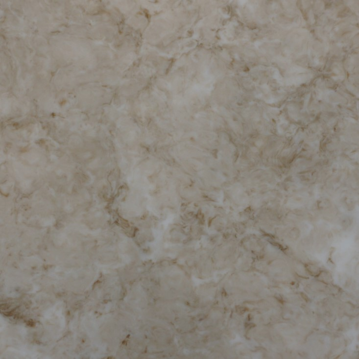 Pietra Antique Cream Acrylic Worktops