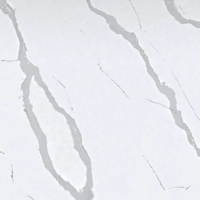 Silestone Quartz Bianco Calacatta Polished Made To Measure