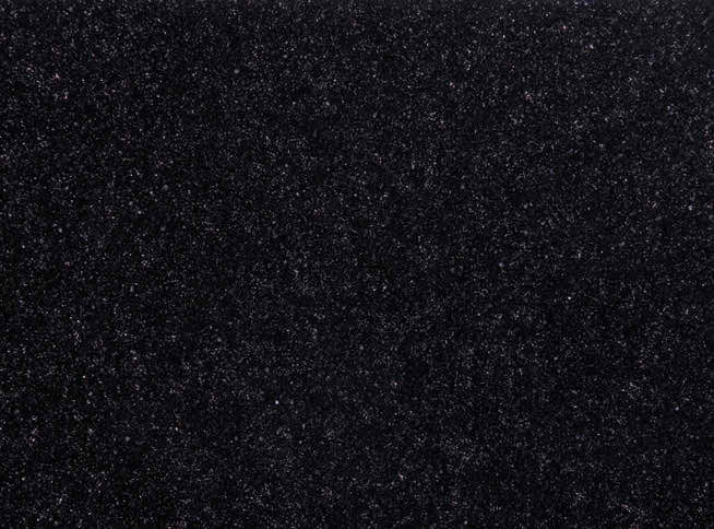 Encore Black Sparkle Slimline 600mm Midway Splashback