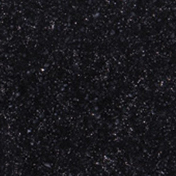Encore Black Sparkle Acrylic Worktops