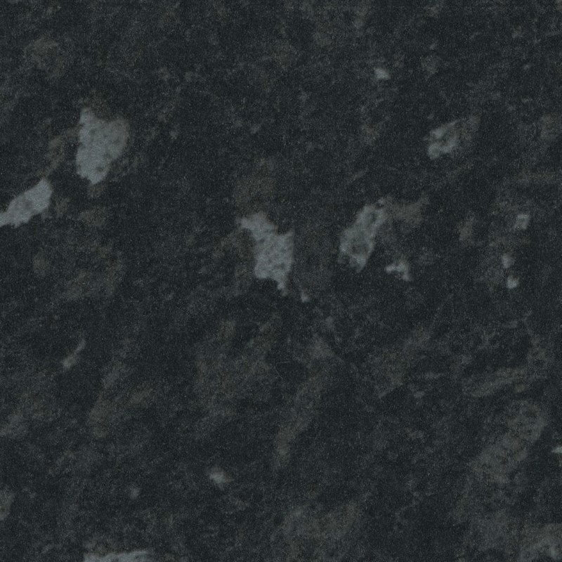WilsonArt Black Satin Slate Matt  Worktop Product Image