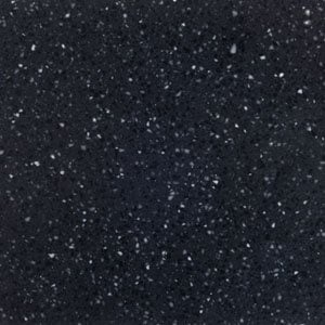Apollo Magna Black Star Acrylic Worktops