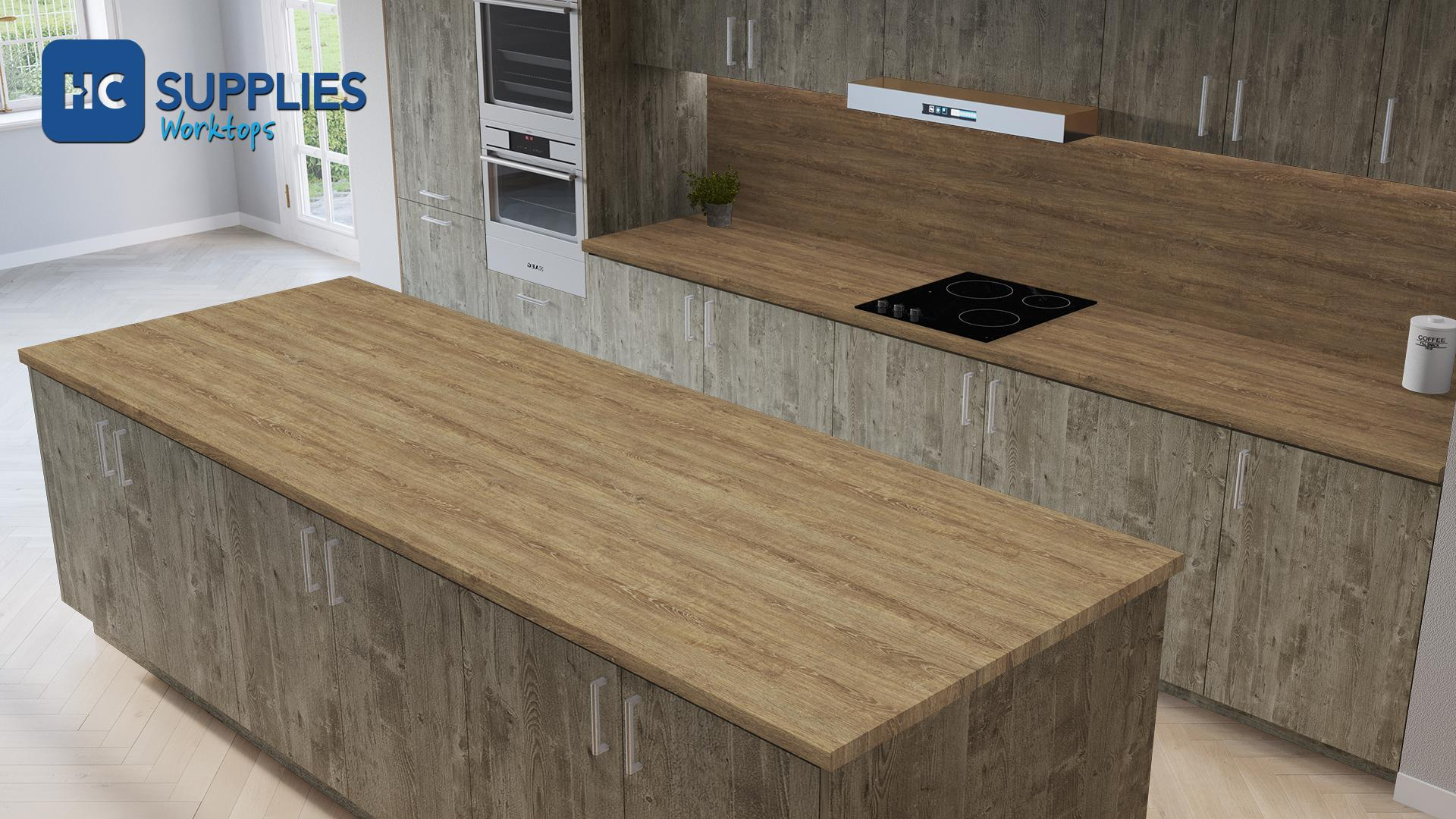 Duropal Chapel Oak  Worktop Product Image