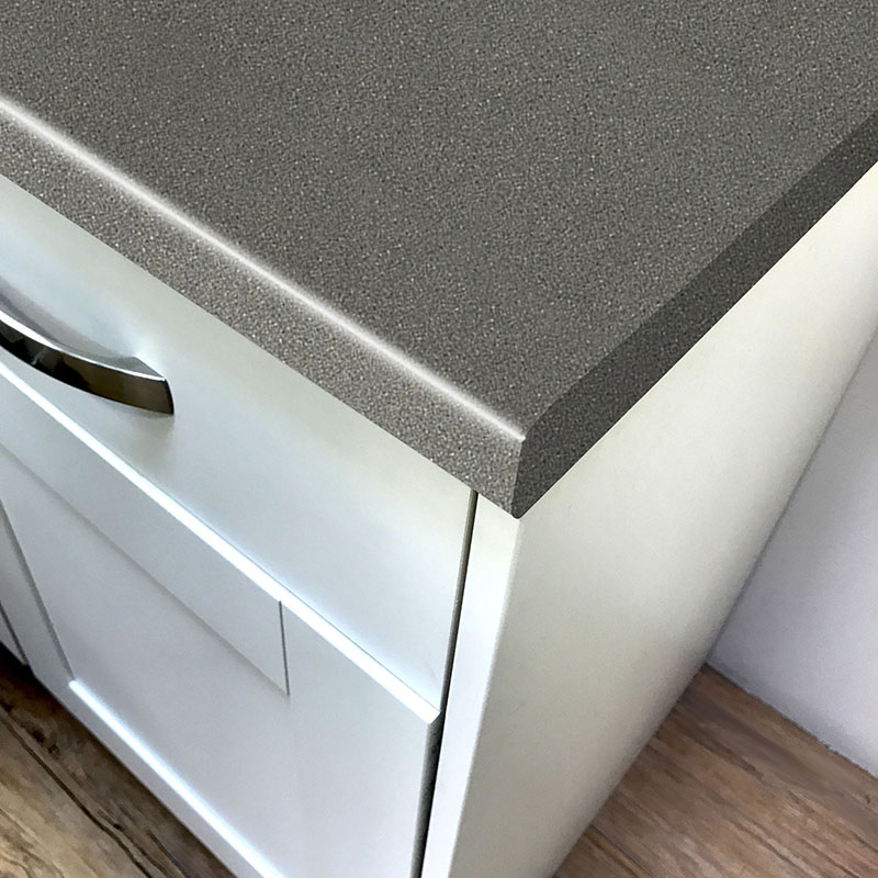 Axiom Black Fleck Crystal  Worktop Product Image