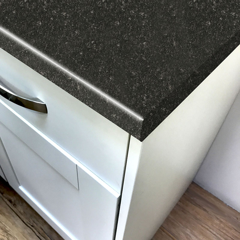 Axiom Midnight Stone Lustre 665mm Breakfast Bar