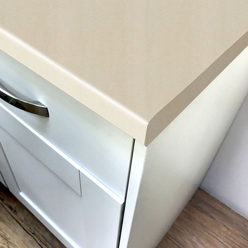 Axiom Paloma Cream Matte-58 Laminate Kitchen Worktops