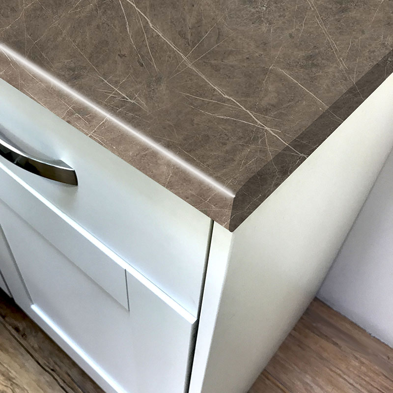Axiom Terra Grafite Satin NDF Laminate Breakfast Bars