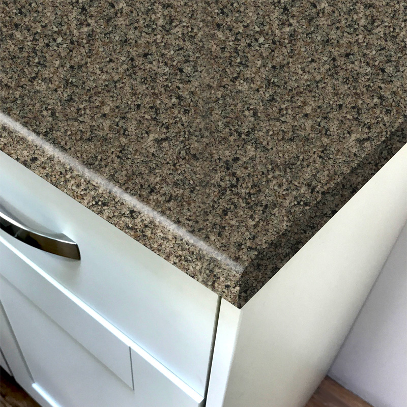Duropal Brown Ottawa Fine Grain Laminate Kitchen Worktops
