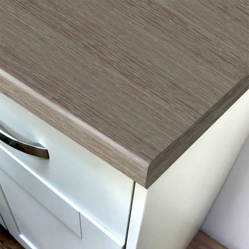 Duropal Clay Sangha Wenge Rustica Laminate Kitchen Worktops