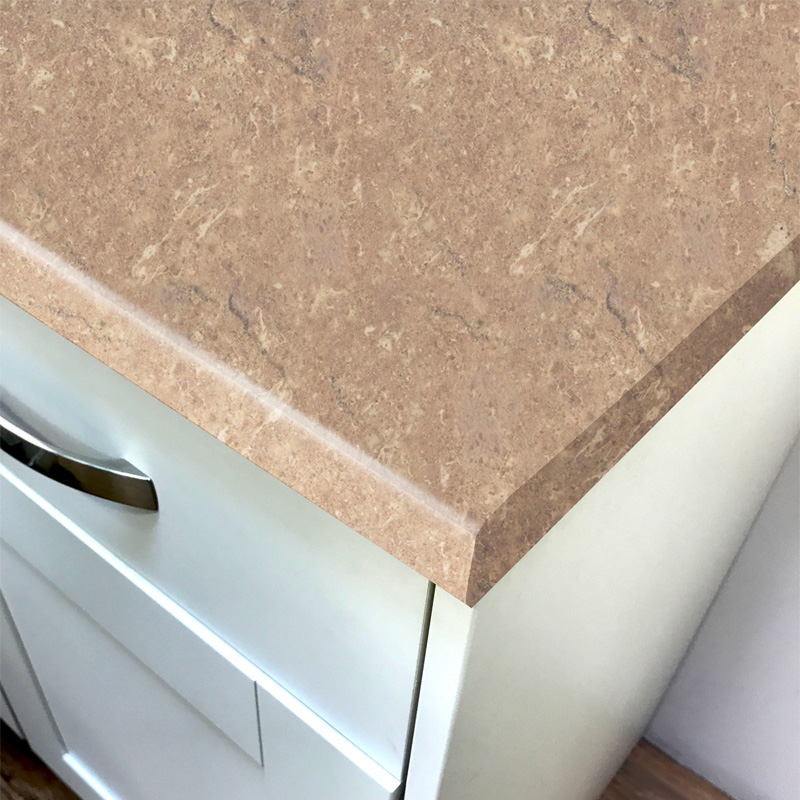Duropal Jura Marble Top Face Laminate Breakfast Bars