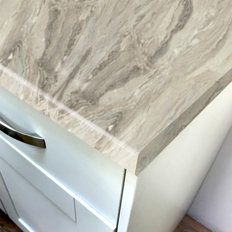 Duropal Light Cortona Xtreme Matt Laminate Kitchen Worktops