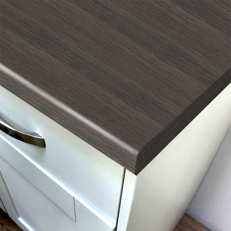 Duropal Natural Sangha Wenge Rustica Laminate Kitchen Worktops