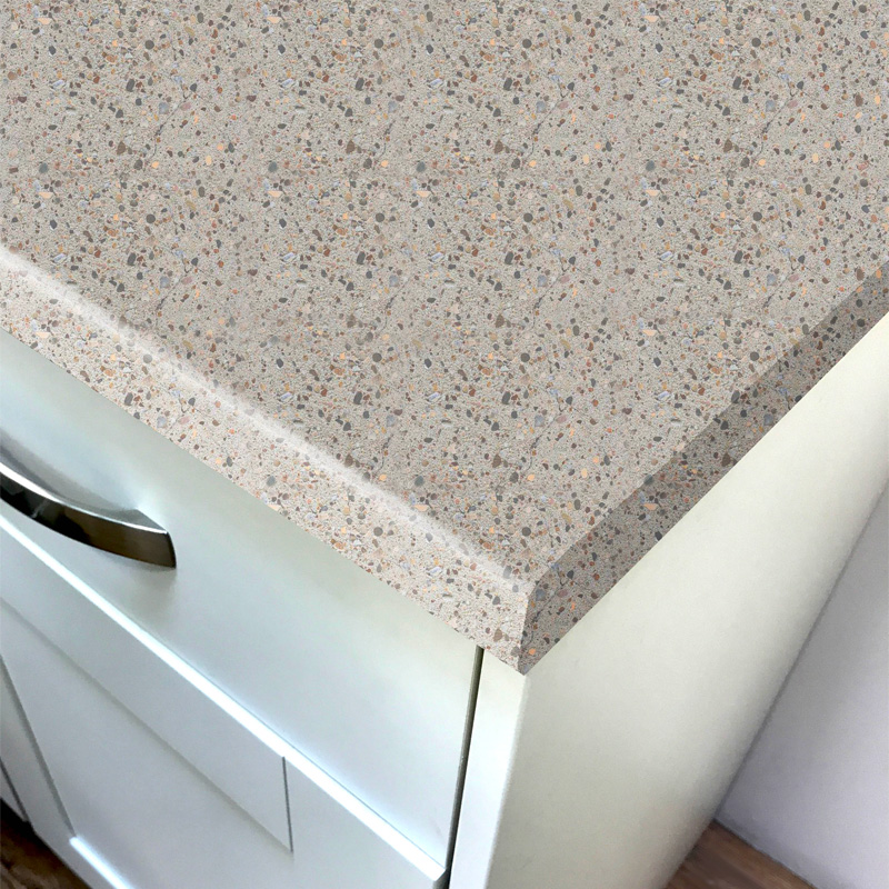 Duropal Platon Crystal Stone Laminate Kitchen Worktops