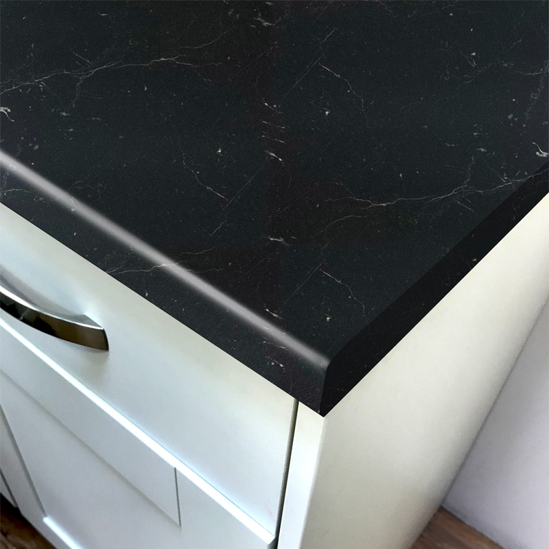 Duropal Roma Marble Gloss Laminate Kitchen Worktops