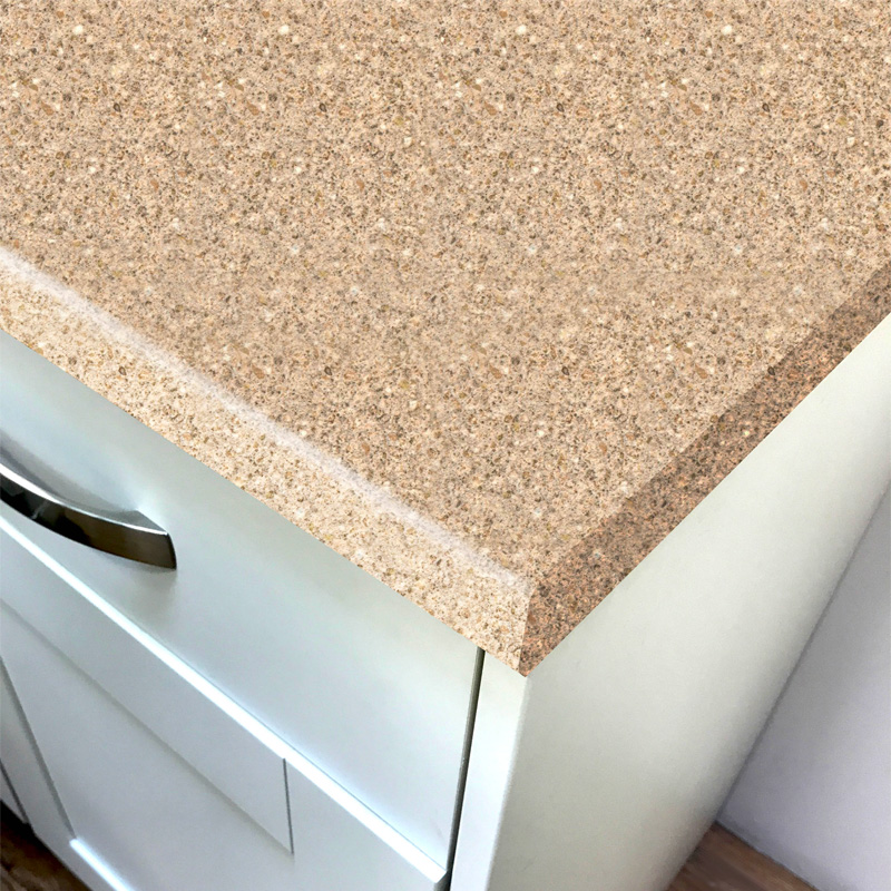 Duropal Taurus Sand Crystal Stone Laminate Kitchen Worktops