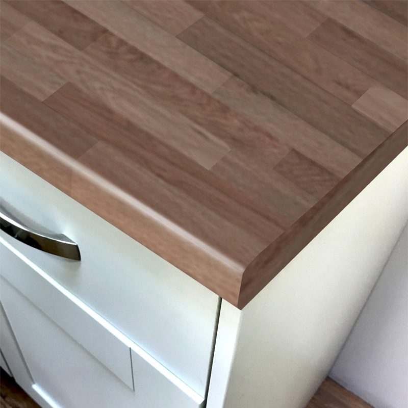 Duropal Torino Oak Nature  Breakfast Bar Product Image
