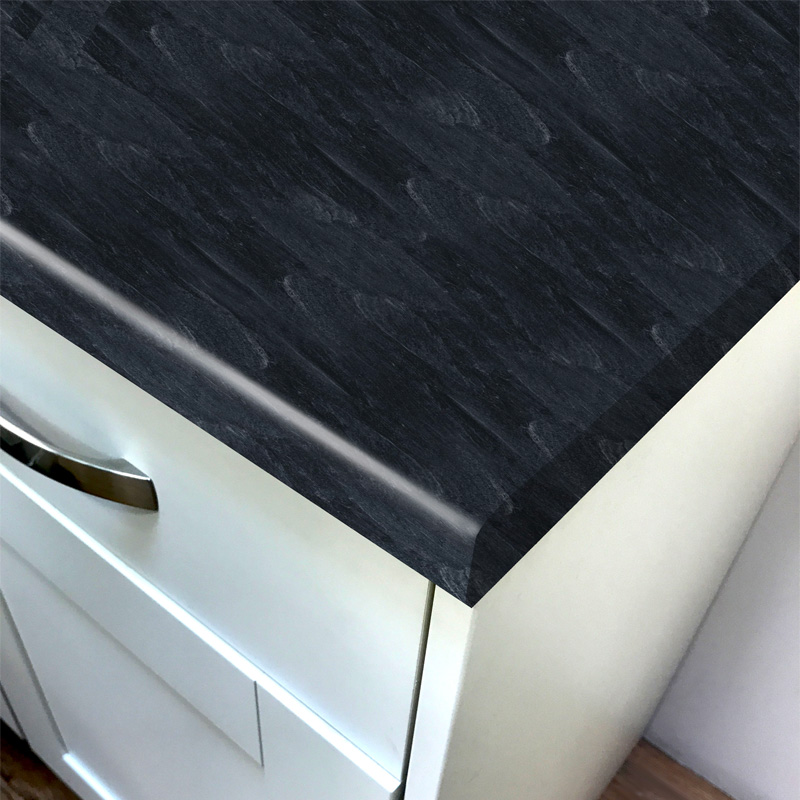 Duropal Welsh Slate Fine Grain Laminate Kitchen Worktops
