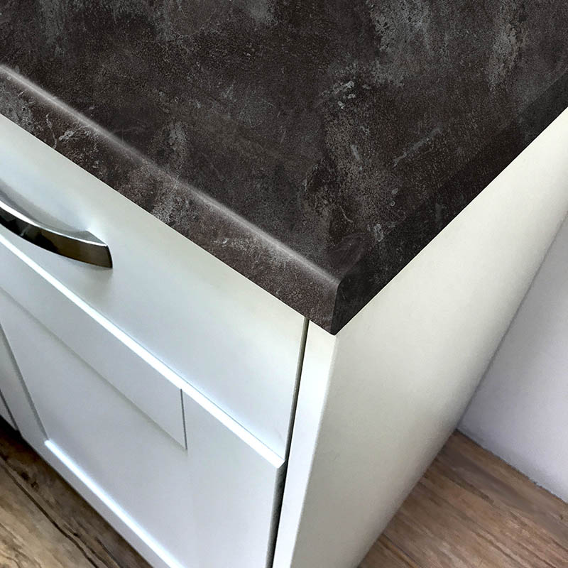 Pro-Top Grey Slate Rough Stone Laminate Kitchen Worktops