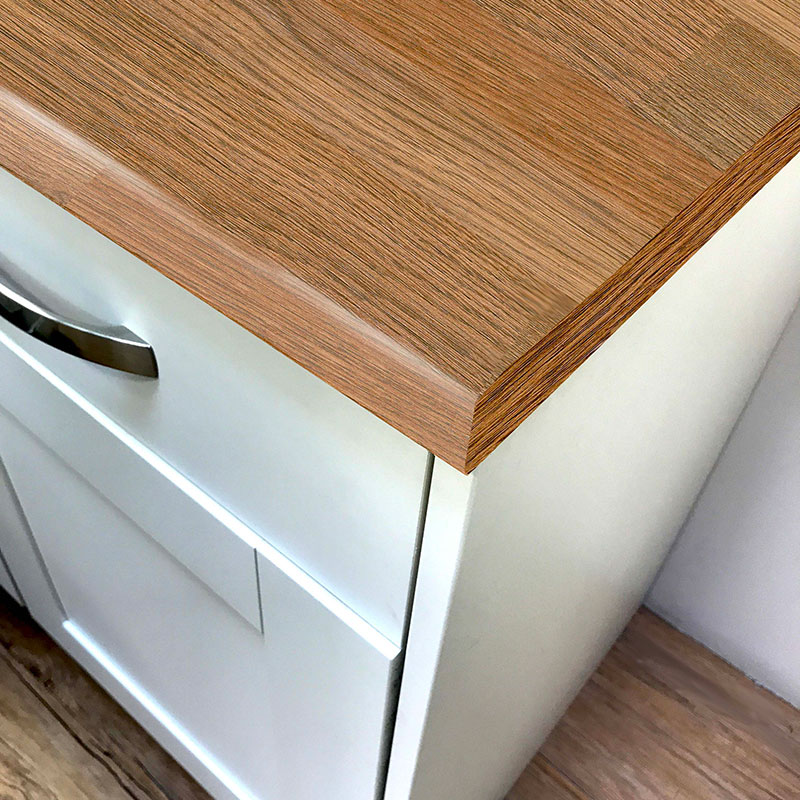 Pro-Top Oak Block Universal Laminate Kitchen Worktops