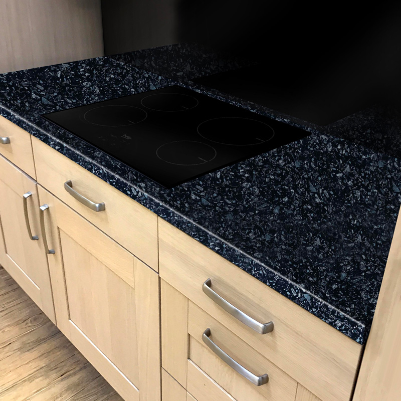 Duropal Astral Quartz Gloss 600mm Worktop