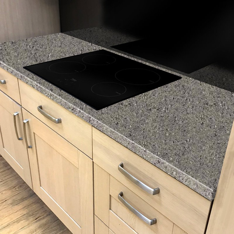 Duropal Ipanema Grey 900mm Breakfast Bar