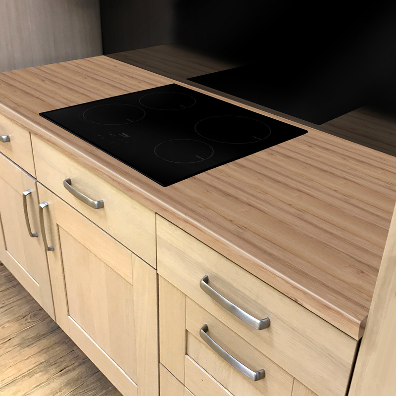 Duropal Natural Coppice Oak 600mm Worktop
