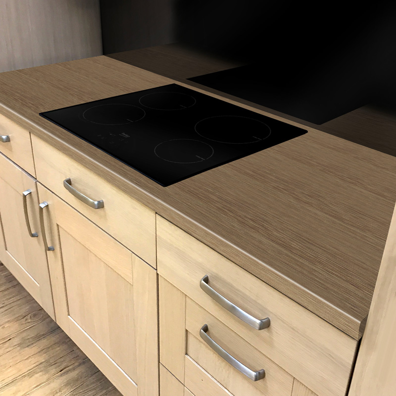 Duropal Sonoma Oak 900mm Breakfast Bar