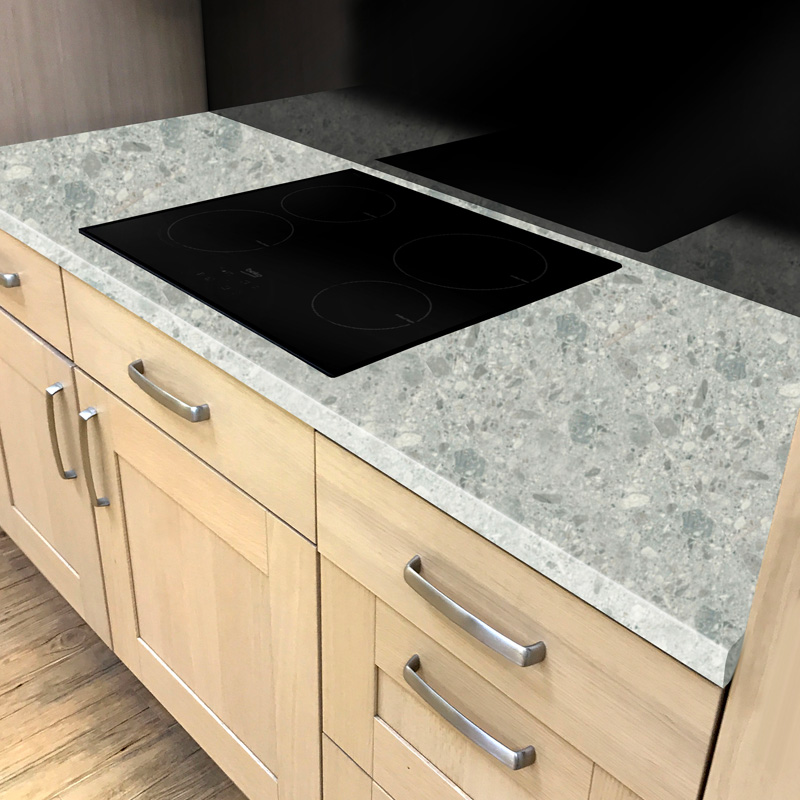 Duropal Trebbia Stone 2050mm X 600mm X 40mm Worktop In