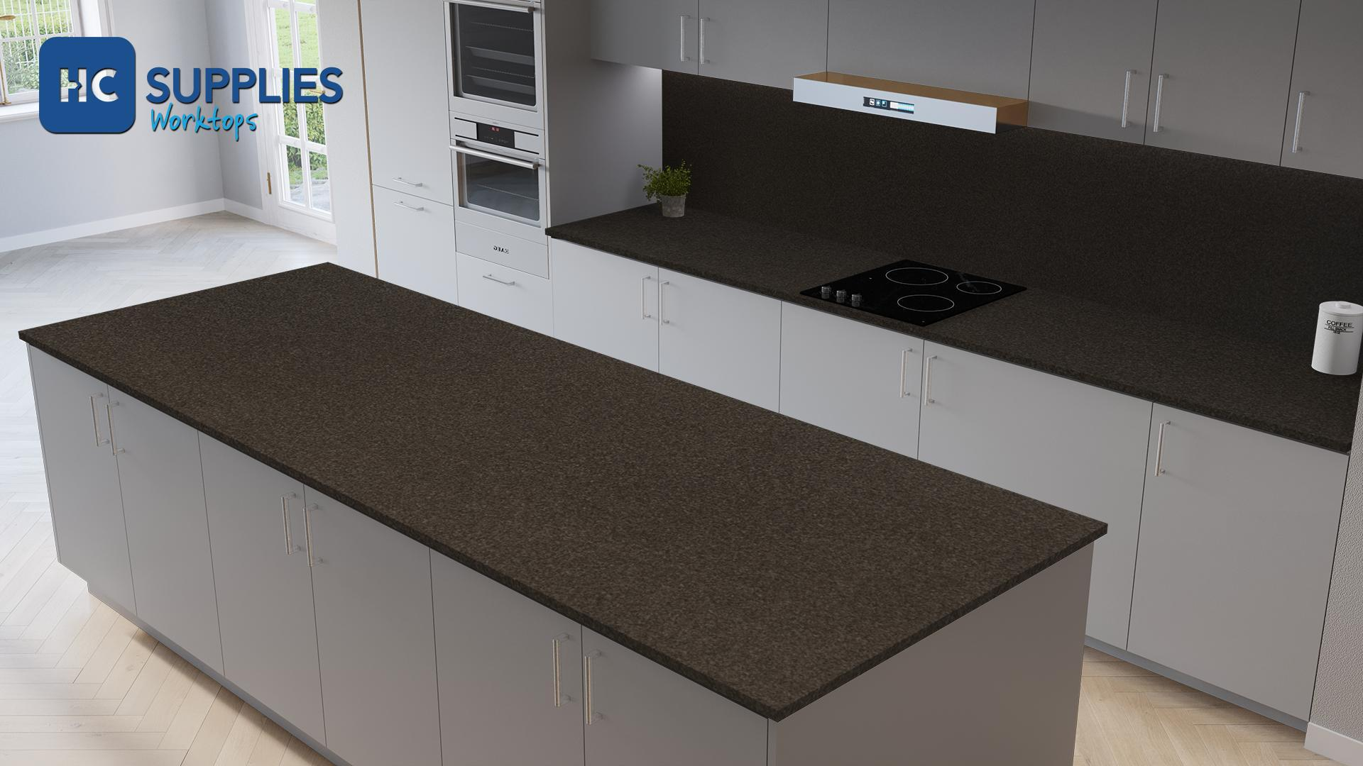 TopShape Flagstone 650mm Worktop