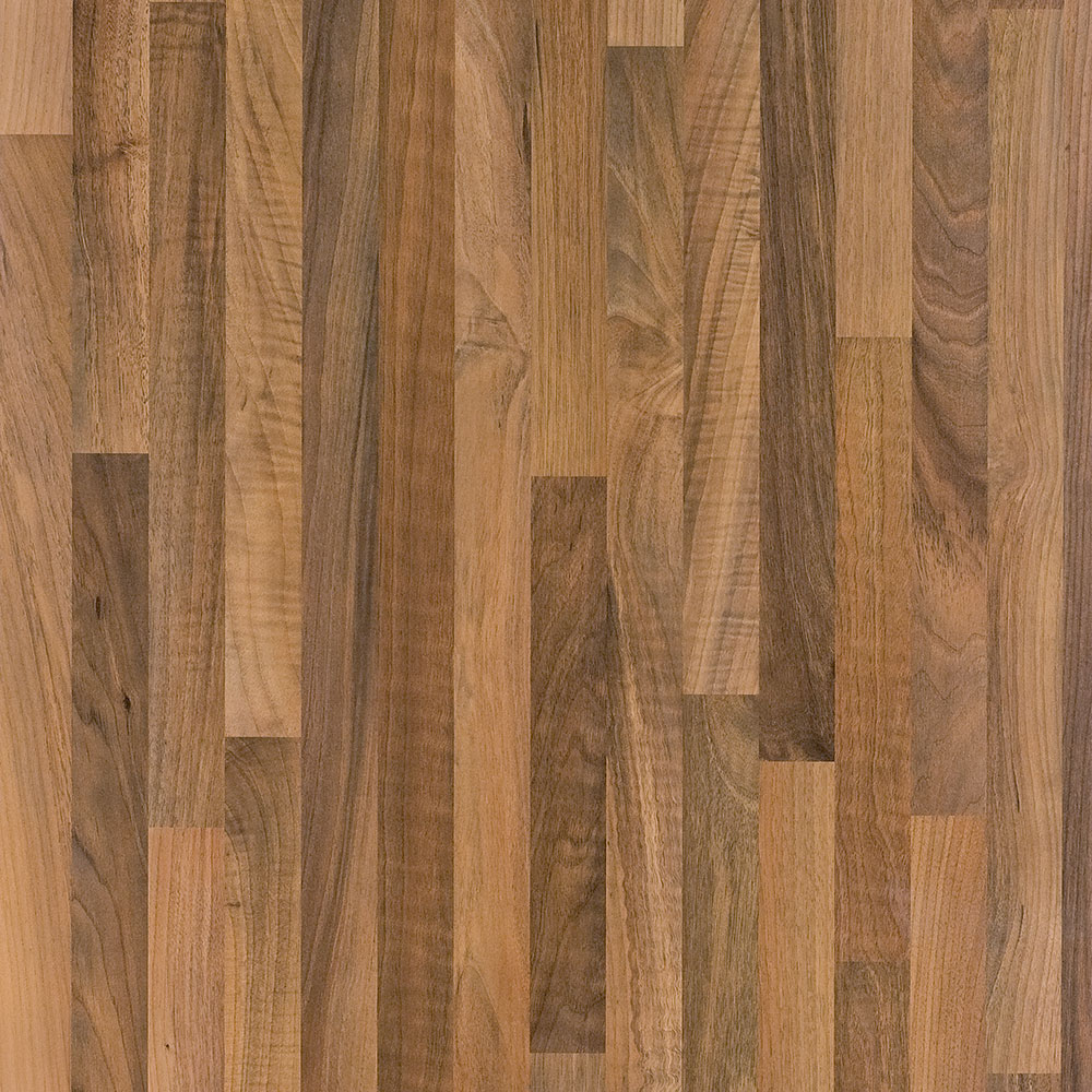 Getalit Nut Tree Butcher Block Bright Pore F Laminate Worktop
