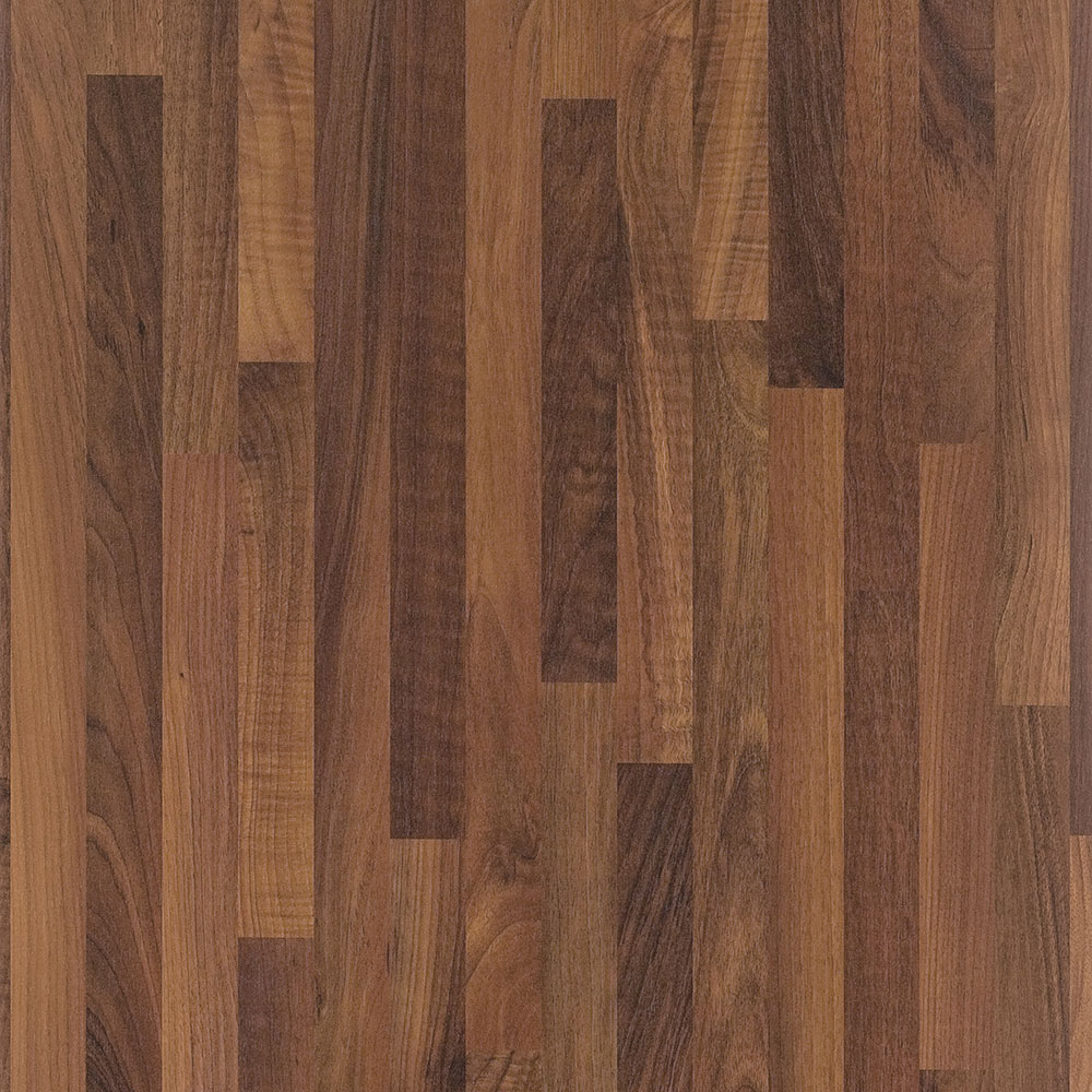 Getalit Nut Tree Butcher Block Dark Pore F Laminate Worktop